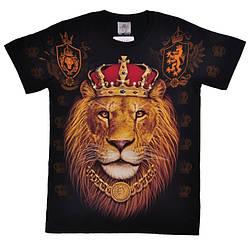 Футболка King Lion (светится в темноте), Размер M