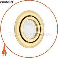Delux Светильник точечный_DELUX_HL160022R_MR16 G5.3 золото