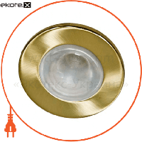 Feron 2746 R-39 матовое золото /satin-brass/ SBЕ-14
