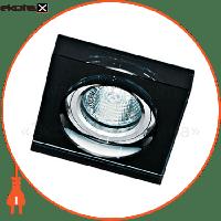 Feron 8180-2 MR16 черный-квадрат 50W