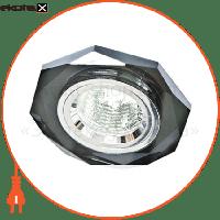 Feron 8020-2/(CD3003) серый-серебро MR16 50W GY/SV