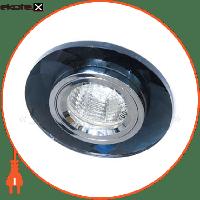 Feron 8050-2/(CD273) серый-серебро MR16 50W GY/SV