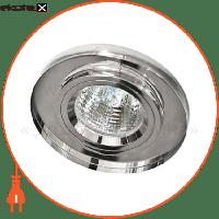 Feron 8060-2/(CD3004) серебро-серебро MR16 50W SHSV/SV