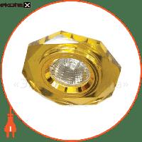 Feron 8020-2/(CD3003) желтый-золото MR16 50W YW/GD