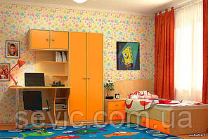 Детская комната КДМ 39