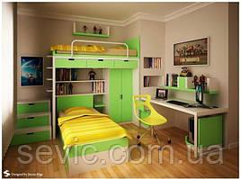Детская комната ДКД 64