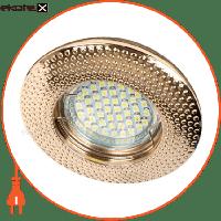 Feron Встраиваемый светильник  DL6042 античное золото 30123