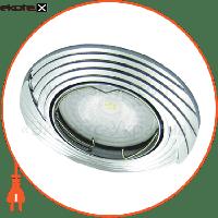 Feron Встраиваемый светильник  DL6227 хром 30087