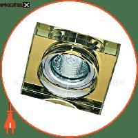 Feron 8180-2 MR16 желтый-квадрат 50W