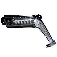 Дневные ходовые огни Peugeot 308 2011-2013 правая сторона 550-1606R-AE