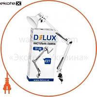 Delux Светильник настольный DELUX TF-06_E27 белый