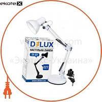 Delux Светильник настольный DELUX TF-07_E27 белый