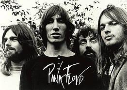Плакат Pink Floyd