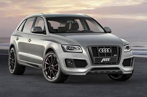 Тюнинг Audi Q5 2012+