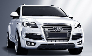 Тюнинг Audi Q7 2014+