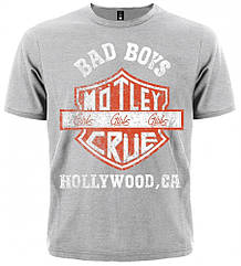 "Футболка Motley Crue ""Girls,Girls,Girls"", Размер L"