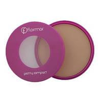 Компактная пудра для лица Flormar Pretty Compact