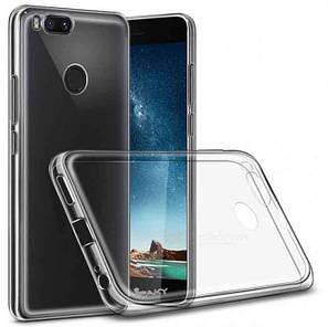 TPU чехол iPaky Clear Series (+стекло) для Xiaomi Mi 5X / Mi A1, фото 2