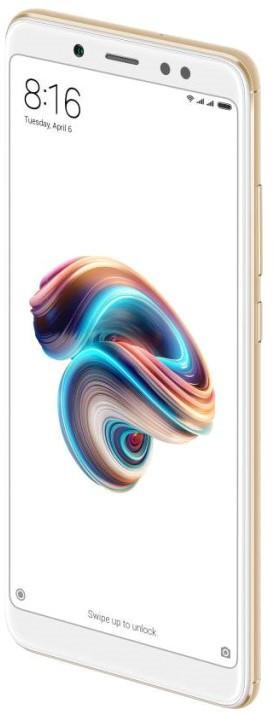 Глобальный Xiaomi Redmi Note 5 3/32Гб в подарок чехол .