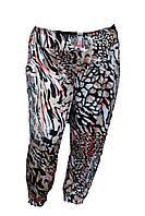 Женские летние брюки больших размеров оптом