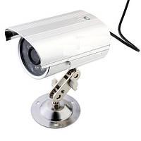 Камера наблюдения для улицы с записью на карту памяти