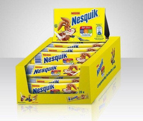 Какао Nestle Nesquik (28х13.85 г) Несквик стик