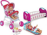 Коляски,кроватки для кукол