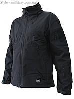 Куртка тактична SoftShell / black