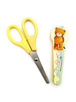 """Ножницы в пластиковом чехле """"Popcorn the Bear"""", фото 1"""
