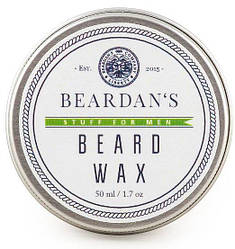 Воск для бороды Beardans, Lemongrass, 50 мл R152340