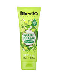 Гель для душа Inecto Infusions Lime and Mint Coconut Shower Gel 250 мл R142409