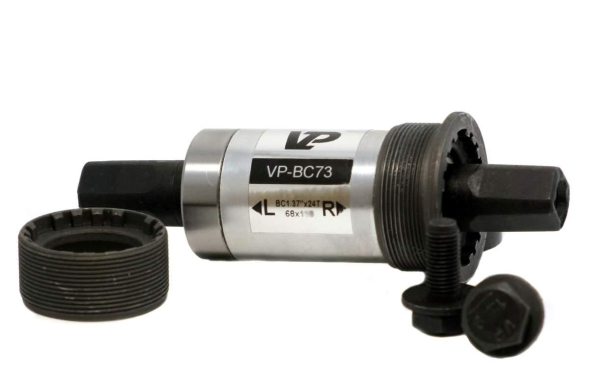 Картридж в каретку велосипеда VP-BC73 (122,5/68 mm)