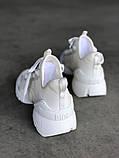 Стильные женские кроссовки Dior White, фото 4