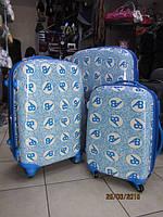Большой чемодан  Ambassador Retro