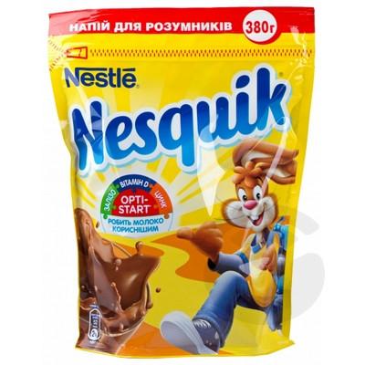 Какао Nestle Nesquik (380 г) Несквик