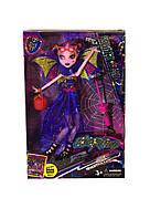 Кукла Монстер Хай Дракулаура(Monster High) 27 см шарнирная, аксессуары, 4 вида,MH 516, фото 1