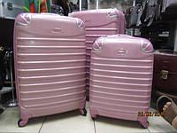 Комплект из 3 чемоданов Tesora Pink