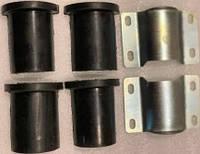 Крепление коляски МТ (4 резинки + 2 хомута)