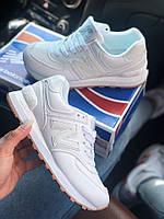 Стильные женские кроссовки New Balance 574 White