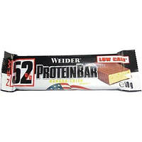 Протеиновый батончик Weider 52% Protein bar 50 g Banana Crisp