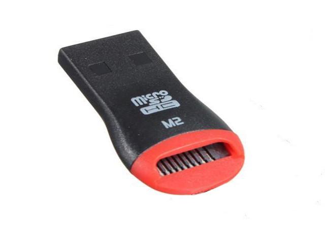 Картридер Micro SD USB S102