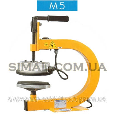 Lamco M5 - Вулканізатор з ручним приводом 145 °C