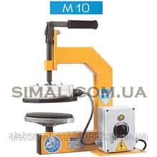 Lamco M10 - Вулканізатор з ручним приводом 145 °C