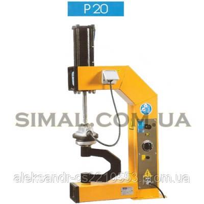 Lamco P20 - Пневматический вулканизатор с таймером 165 °C