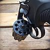 Револьвер ЛАТЭК Safari РФ-431М под патрон флобера (чер. пластик), фото 6