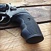 Револьвер ЛАТЭК Safari РФ-431М под патрон флобера (чер. пластик), фото 2