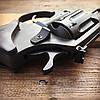 Револьвер ЛАТЭК Safari РФ-431М под патрон флобера (чер. пластик), фото 5