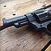 Револьвер ЛАТЭК Safari РФ-431М под патрон флобера (чер. пластик), фото 4