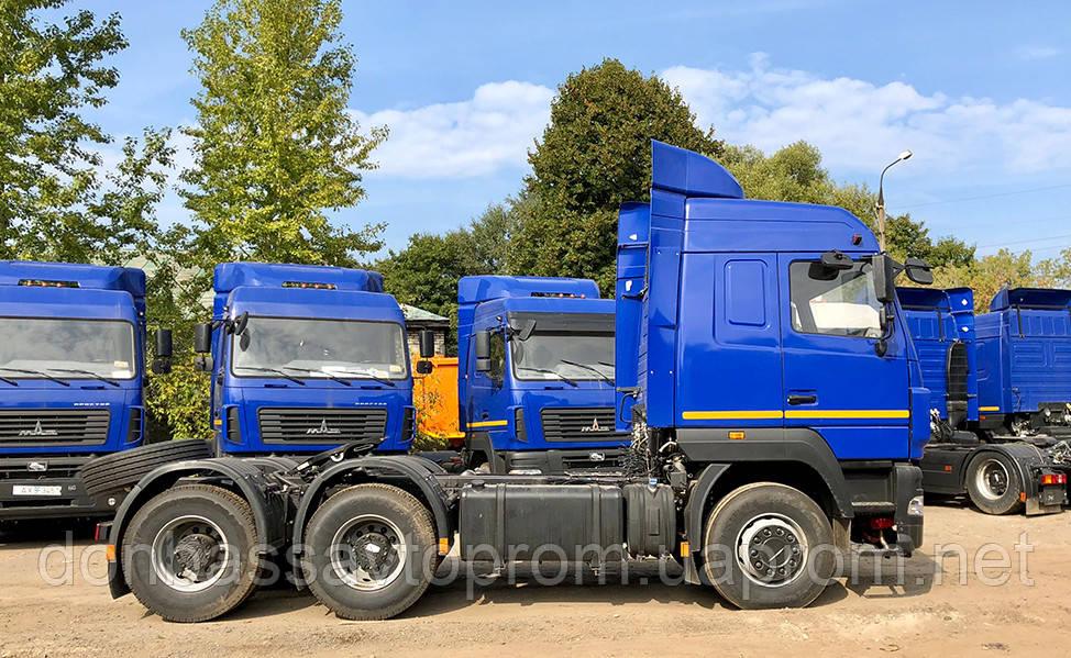 Седельный тягач МАЗ 643028-570-021