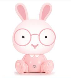 Дитячий світильник нічник кролик KS Lamp Rabbit - 145868